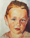 Henni Haselaar portretten